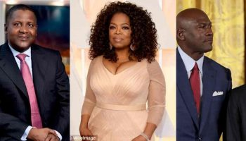 Meet The Top 10 Richest Black Billionaires In The World