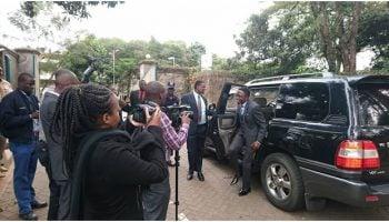 Photos Of The Super Expensive Car that Ababu Namwamba Drives