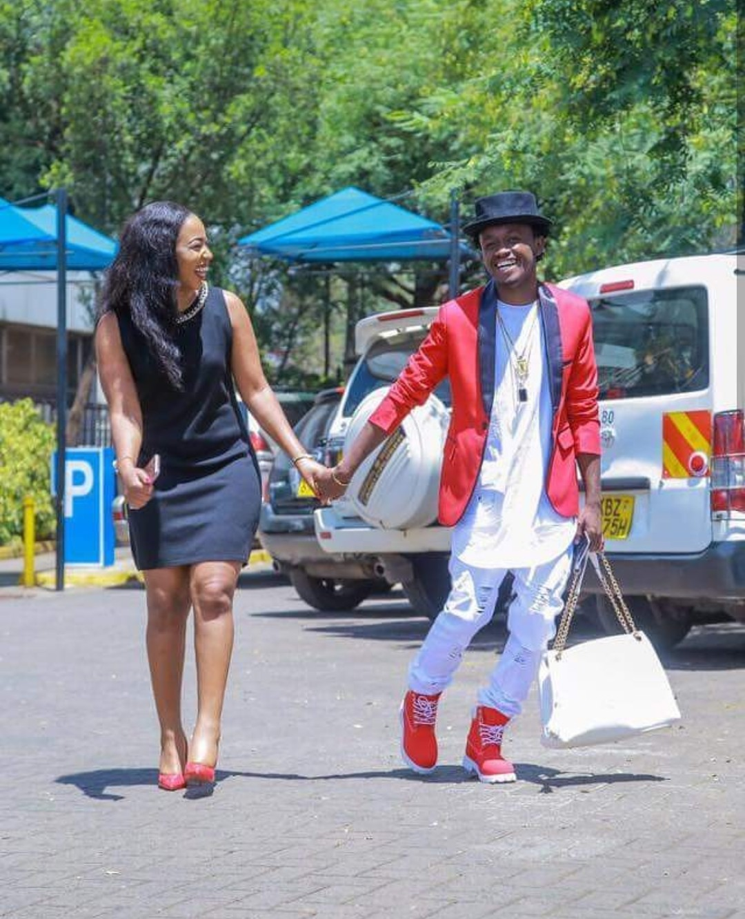 Kenyan celebrity couples