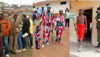 10 Photos Which Became The Face Of August 8th's General Elections