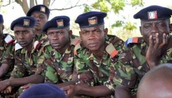 Qualifications For a Cadet in Kenya