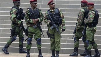 Recce Squad Salary in Kenya
