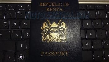 Requirements For Application of Kenyan Passport