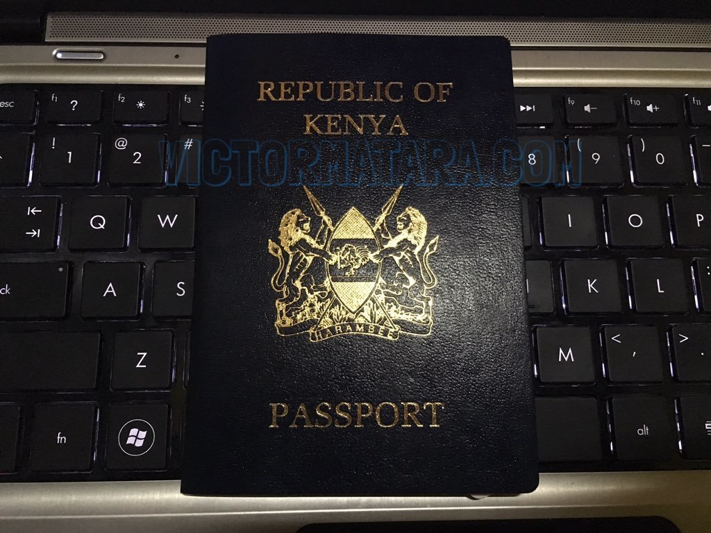 Requirements For Application of Kenyan Passport 2018