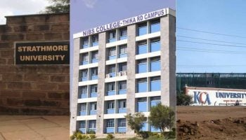 Top 10 Best Colleges and Universities in Kenya offering Accounting Courses
