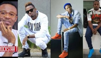 Top East African Musicians Who Are Banking Massively On Beefs