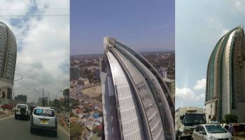 Beautiful Photos of the Iconic Multi Million FCB Mihrab Building In Nairobi