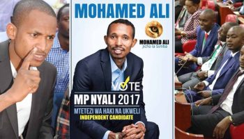 Full List of All Members of Parliament in Kenya 2017 to 2022