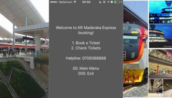 How to Book Madaraka Express SGR Train Tickets Using Mpesa