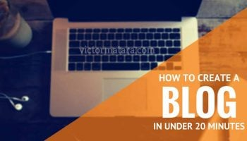 How to Start a Successful Blog and Earn Money in Kenya