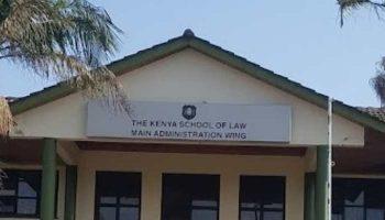 Kenya School of Law Fee Structure