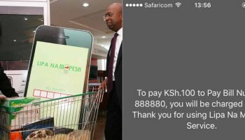 How to Check Safaricom Paybill Charges