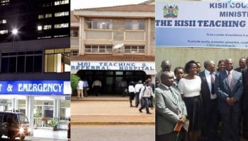 List Of All National Referral Hospitals in Kenya