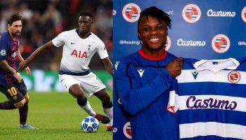 List Of Kenyan Footballers Playing in Europe