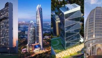 List of 13 Skyscrapers Under Construction that will define Nairobi's Skyline