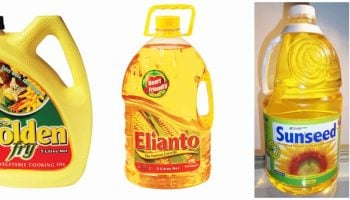 List of 7 Best Refined Vegetable Cooking Oil brands in Kenya