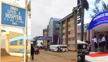 List of All Level 5 Hospitals in Kenya