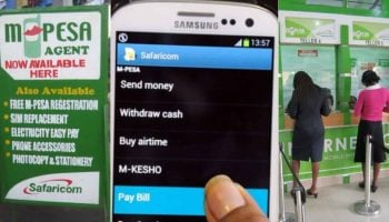 Mpesa Withdrawal Charges and Rates 2020