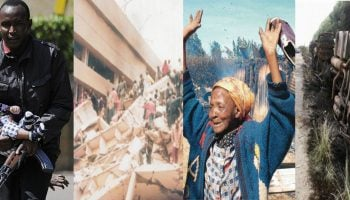 8 Incidents Which Shook Kenya To It's Core
