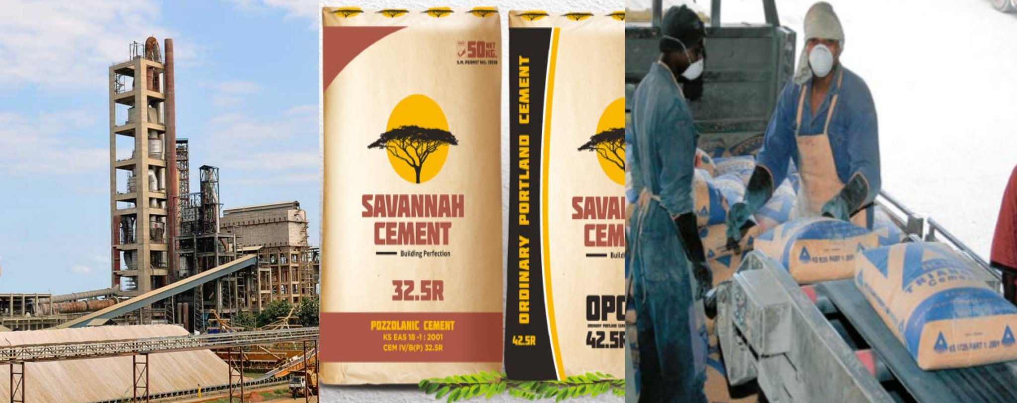 Associated Cement Companies : List of the most accredited cement companies in kenya