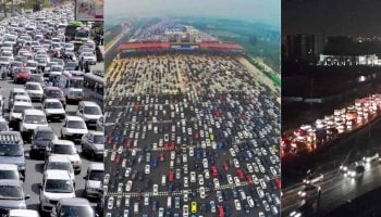 Top 10 Worst Traffic Cities in the World 2020