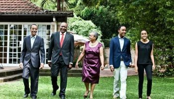 Businesses owned by the Super Wealthy Kenyatta Family