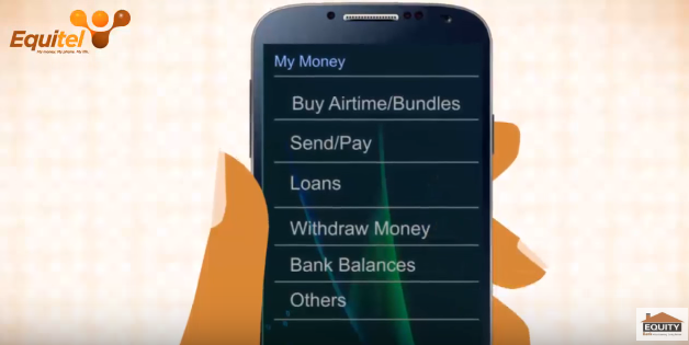 how to withdraw money from my equity bank account to mpesa