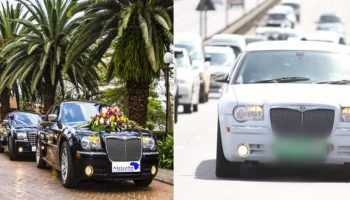List Of Best Wedding And Corporate Limousine for Hire Providers In Kenya