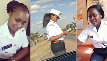 List of 10 Hottest Police Women in Kenya Who Took Social Media by a Storm