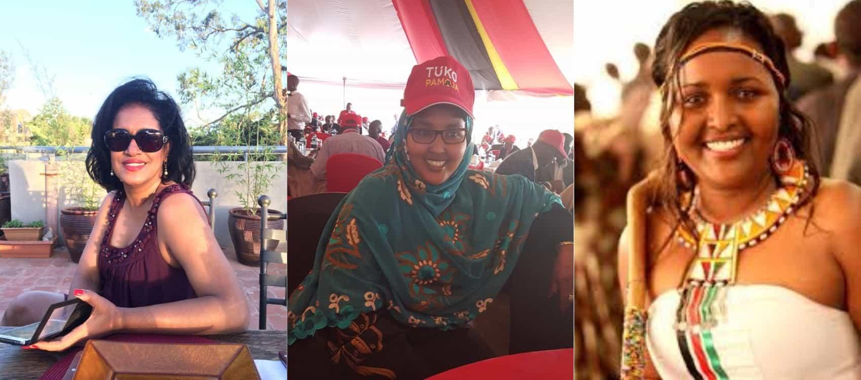 Kenyan female mp dating university students