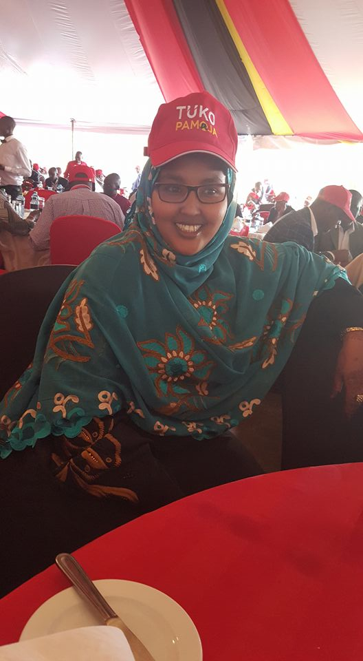 Most Beautiful Female Politicians in Kenya 9