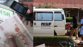 NHIF Mpesa Transaction Charges for Self Employed Kenyans