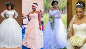 List Of Places You Can Hire Wedding Gowns in Nairobi