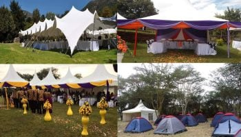 List Of Top Tent Leasing Companies Within Nairobi