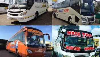 List Of Best Comfy Long Distance Bus Companies In Kenya