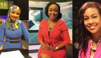 Top 10 Most Beautiful News Anchors in Kenya