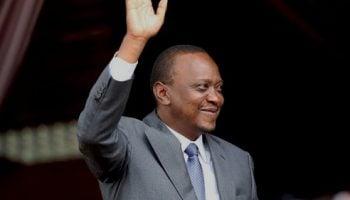 Uhuru Kenyatta Votes per constituency in the 26th October Elections