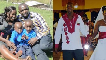 Meet Kipchumba Murkomen's Family For The First Time On Social Media
