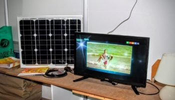 List of Top 5 Solar Products in Kenya