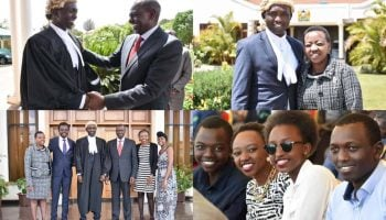 Meet Lawyer Nick Ruto, Eldest Son of Deputy President William Ruto