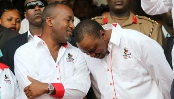 Meet Mombasa Governor Hassan Joho's Father