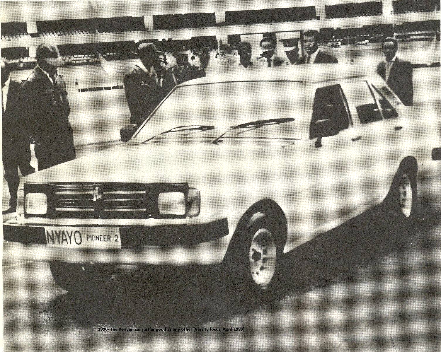 List Of Cars Locally Made In Kenya – Victor Matara