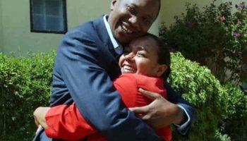 President Uhuru Kenyatta Reveals How He Met First Lady Margaret Kenyatta