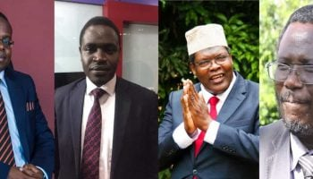 Top 10 Political Television Panelists In Kenya