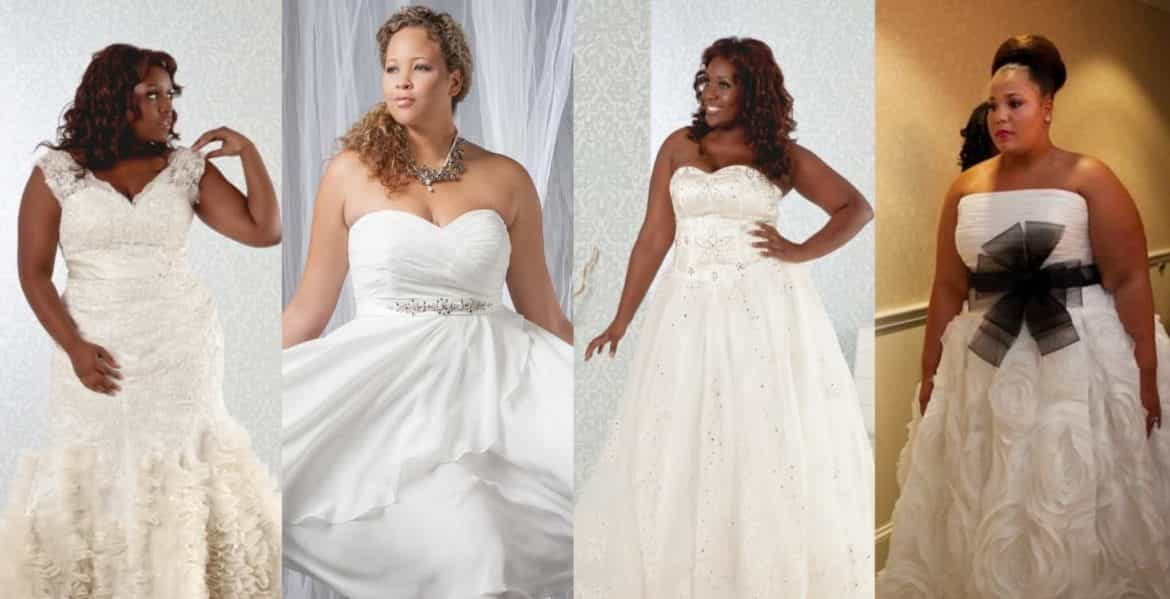Best Places To Shop For Plus Size Wedding Gowns In Kenya