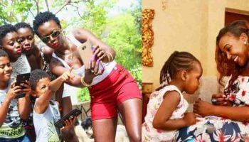 Top 10 Proud Celebrity Mums In Kenya