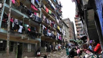 List Of Estates In Nairobi With Most Dangerous Buildings