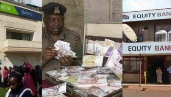 These Are the Most Insane Bank Robberies in Kenyan History
