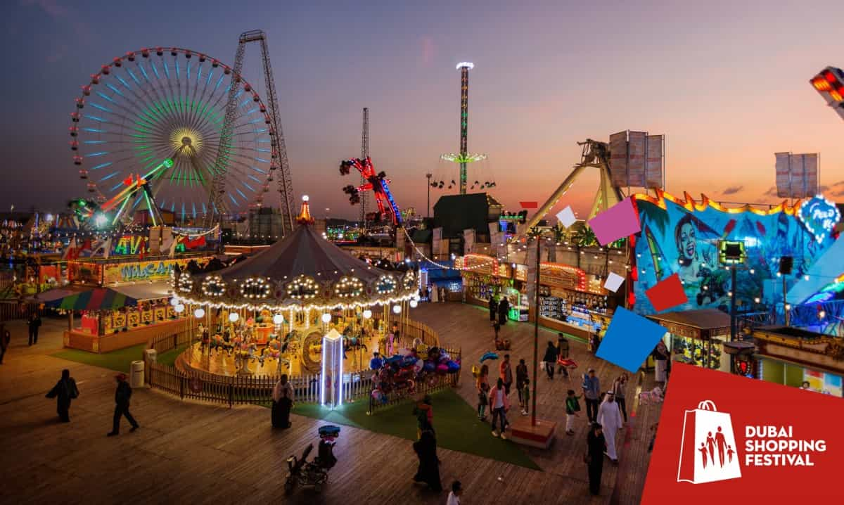 Dubai Shopping Festival  Tour Packages