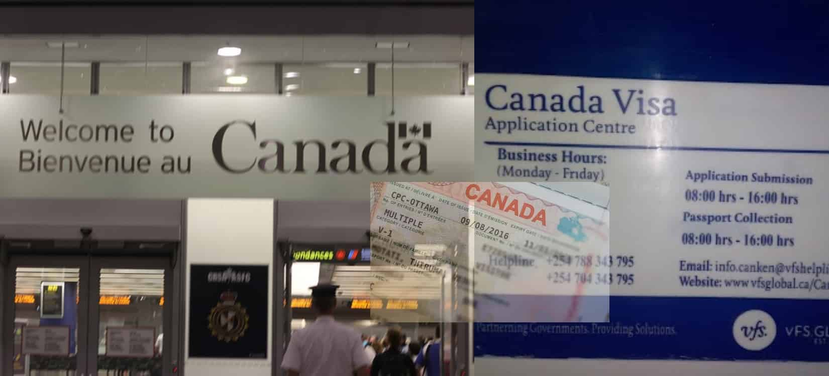 Canada Visa Requirements For Kenyan Citizens 2020